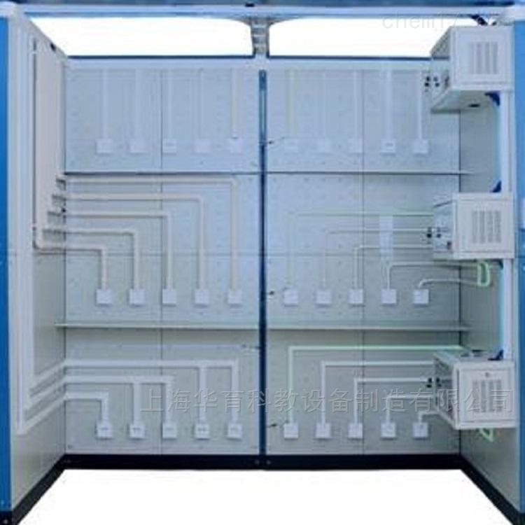 弱电井中垂直工作区系统实验实训装置