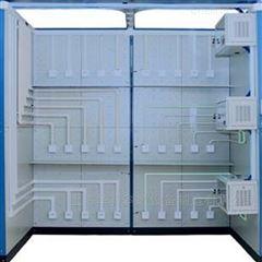 弱电井中垂直工作区系统实验实训