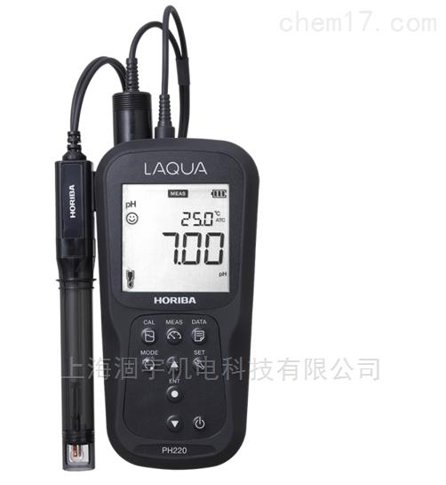 日本堀场HORIBA LAQUA手持PH电导率计EC210