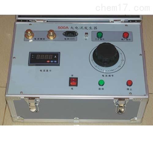10000A大电流发生器性能指标