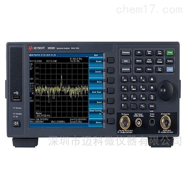 N9322C频谱分析仪维修