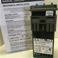 CAL 331100000CAL 3300温控器带单线显示器CAL限值控制器