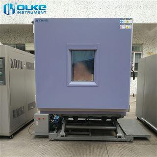 高低温温度振动试验箱