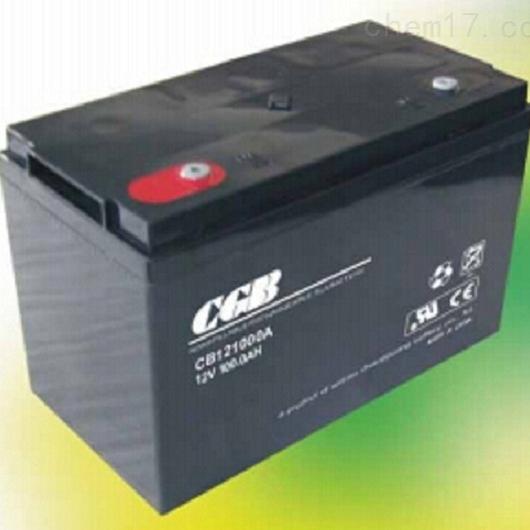 CGB长光蓄电池CB121000A现货