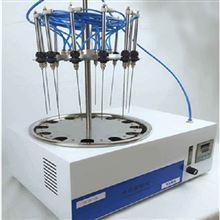 圆形电动升降水浴氮吹仪