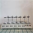 HJ-6六工位磁力加熱攪拌器