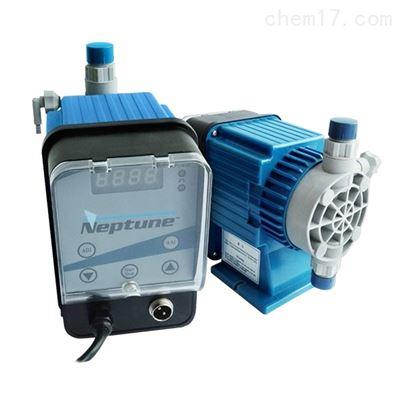 海王星手动计量泵电磁泵NPS-MS1503-PNN