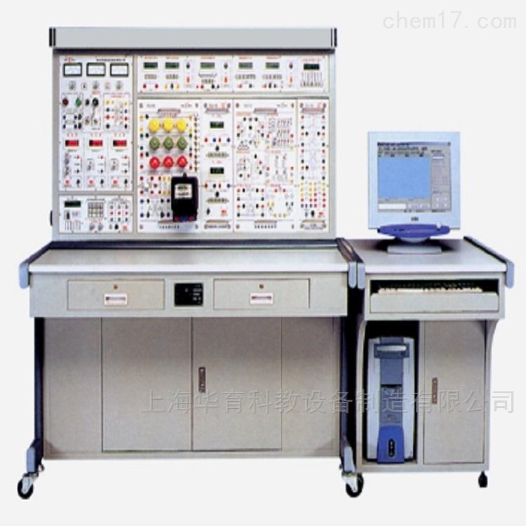 联网型电工电子电力拖动实训台