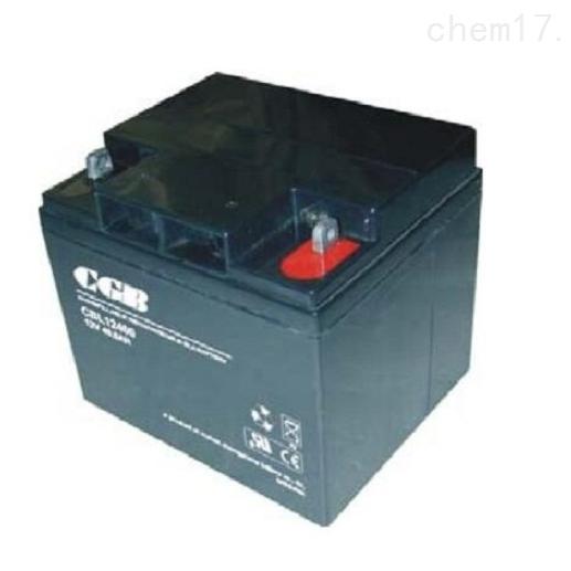 CGB长光蓄电池CBL12400品牌报价