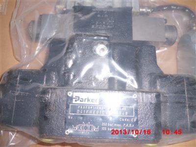 PARKER派克比例电磁阀D41FBB32FC4NG00