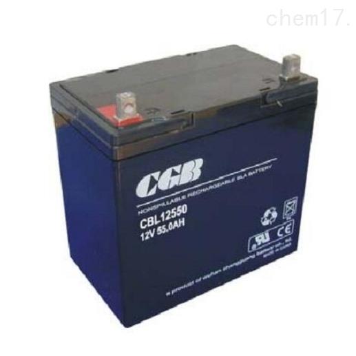CGB长光蓄电池CBL12550全新