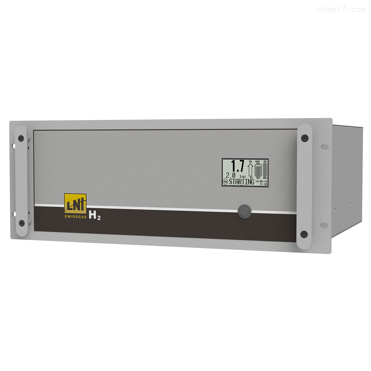 HG RACK 4U Pro氢气发生器