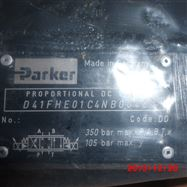 庫存美國派克比例閥D41FCB31FC1NE70