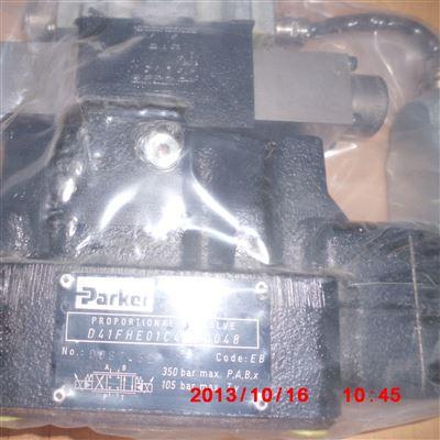 水泥厂用派克PARKER比例阀D41FCE01FC1NB70