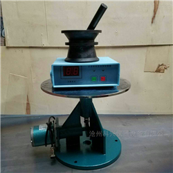 NLD-3型水泥胶砂流动度测试仪控制器,胶砂流动度测定仪试模