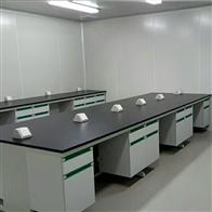 深圳实验室耐酸碱钢木实验台
