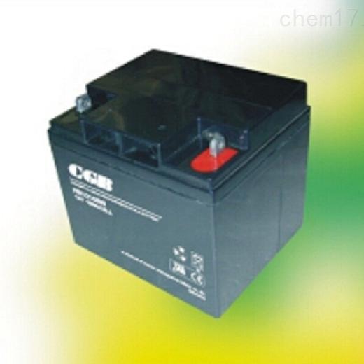 CGB长光蓄电池HR12150W免维护