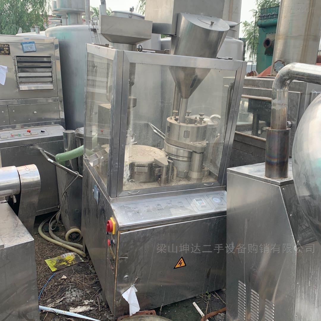 回收二手制药设备 硬壳胶囊灌装机 充填机