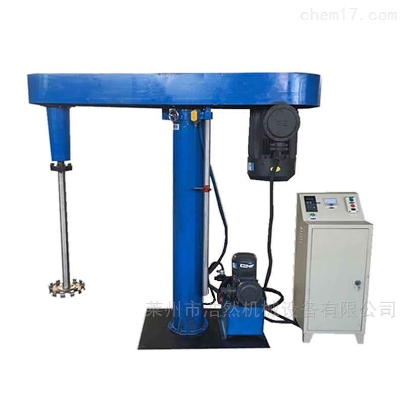 液压高速分散机 防水涂料生产设备