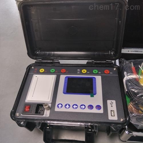 泰宜全自动变压器变比测试仪设备