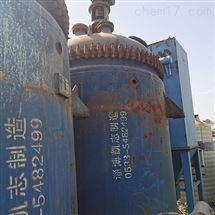 316不锈钢8吨二手反应釜八成新