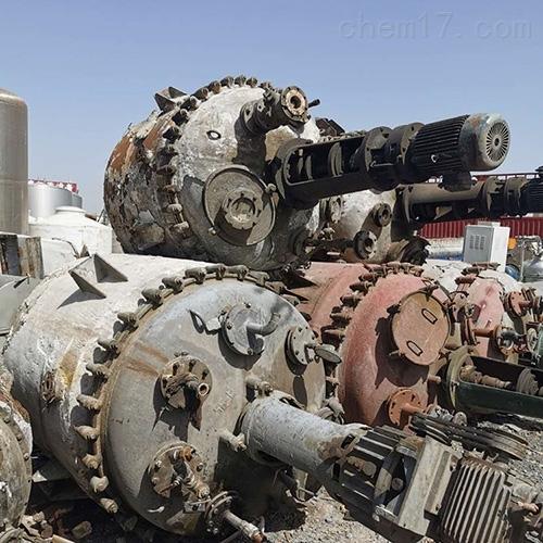 二手20吨加氢反应釜型号
