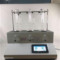 重庆二氧化硫蒸馏仪CYZL-6E中药行业