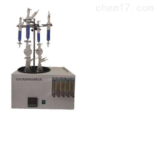 MJ-400水质硫化物-酸化吹气仪