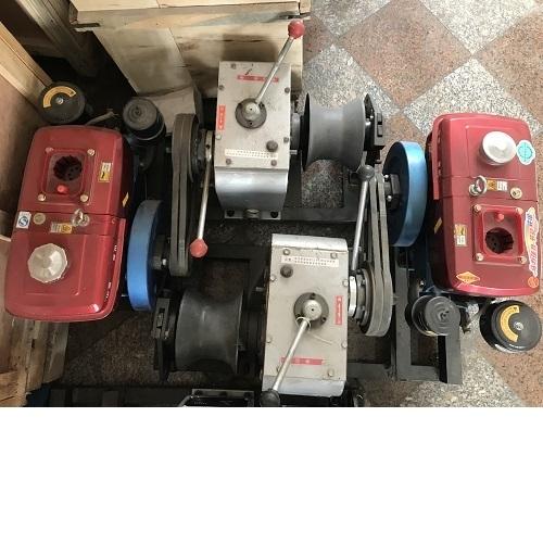 四川成都电力承装修试电动绞磨机