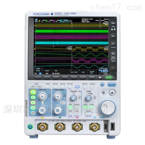 横河混合信号示波器