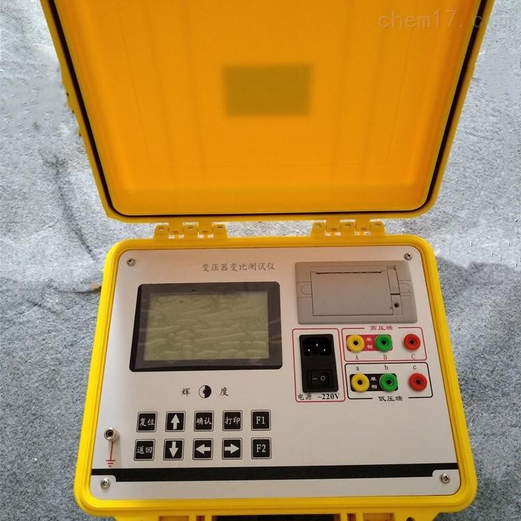 承装修试RCBB-10变压器变比测试仪