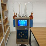 大气采样器 便携双路气体采样仪电子流量计