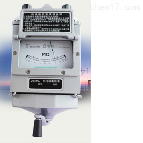 资阳承装修试500V兆欧表