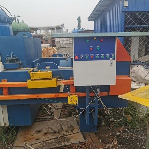河砂污泥脱水带式压滤机供应多台