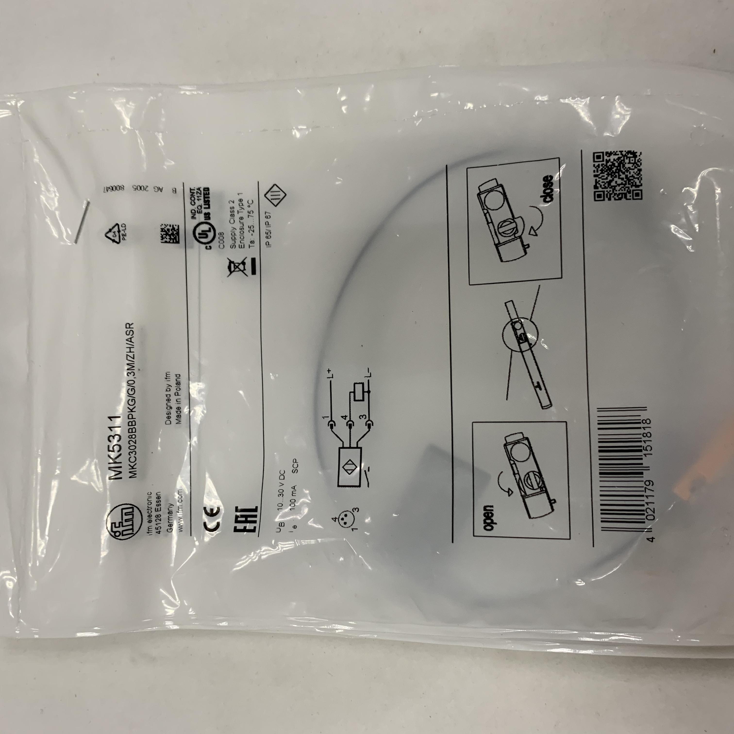 IFM液位傳感器