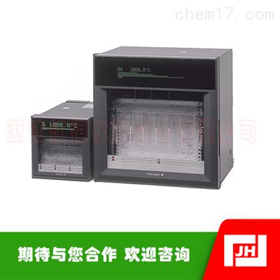 YOKOGAWA横河437106-3工业温度走纸记录仪