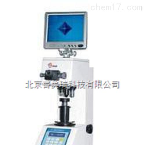 视频测量维氏硬度计(30公斤)