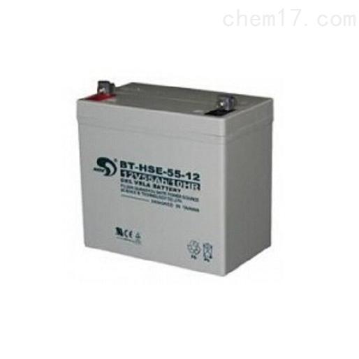 赛特蓄电池BT-HSE-55-12销售报价