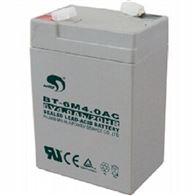 6V4.0AH赛特蓄电池BT-6M4.0AC免维护