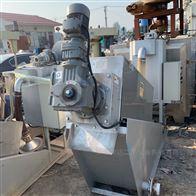 二手市政污水处理 叠螺污泥脱水机