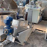 厂家回收二手叠螺式污泥脱水机