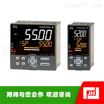 YOKOGAWA横河UT55A温度调节控制器