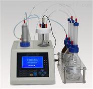 库伦法微量水分测定仪