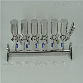 DL-CBL6厂家DL-CBL6六联抽滤装置