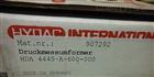 HYDAC传感器EDS系列库存展示