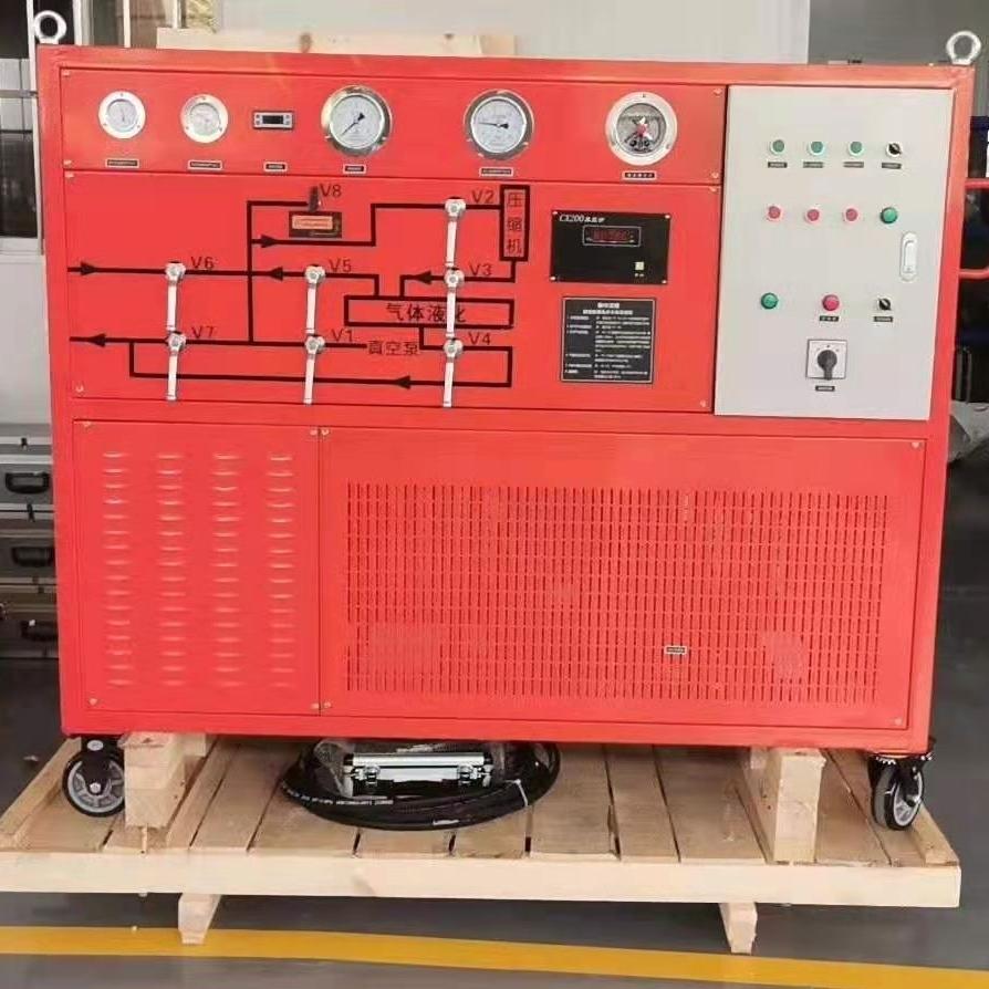 SF6气体回收装置承装承试一级资质