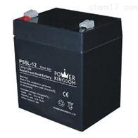12V5AH三力蓄电池PS5L-12销售