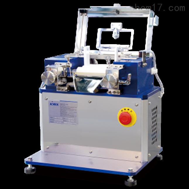 日本进口用于超小样品的实验三辊研磨机