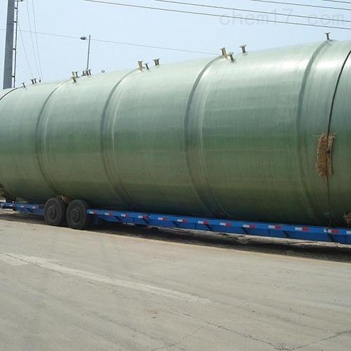 30吨二手玻璃钢储罐价格实惠购销厂家