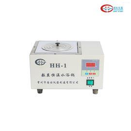 HH-1单孔恒温水浴锅